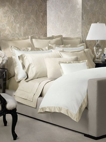 Cream Langdon Duvet - Duvet Covers   Home - RalphLauren.com