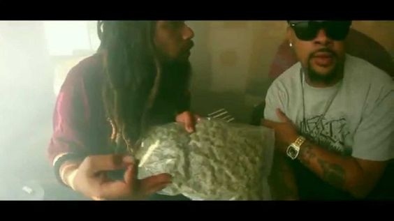 """The first visual presentation off Gramm's pre-album """"THC: The Hustler's ComeUp. This KaitlynKohn video production features Lil Hitt, Papa'z Potionz & 928 Clothing Company... New 4/20 smoke anthem for sure"""