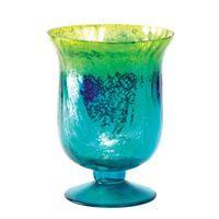 Show details for Mediterranean Pedestal Candle Vase