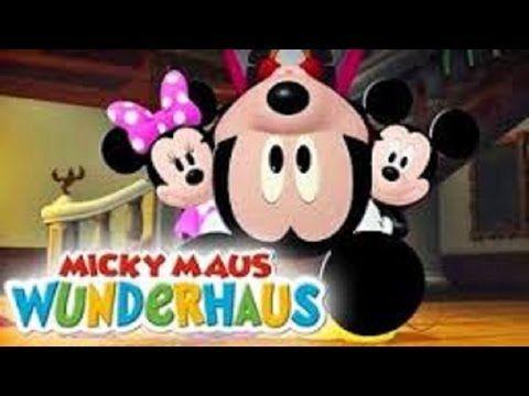 Mickey Mouse Wunderhaus Deutsch neue Folgen  TEIL 07