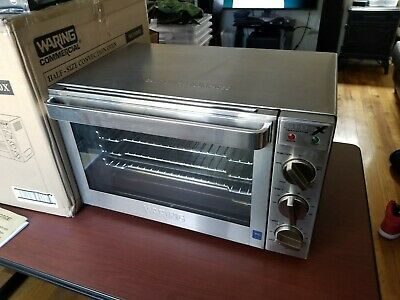 Ad Ebay Url Waring Wco500x Half Size Countertop Convection Oven