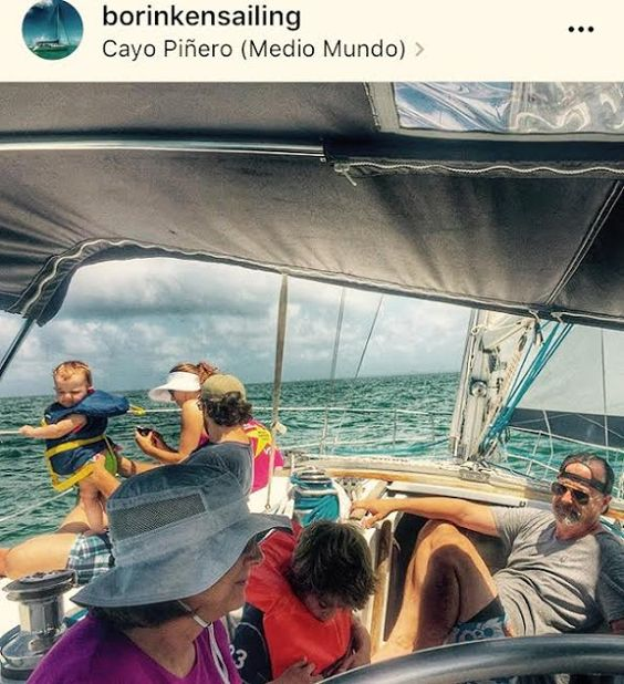 Pirates of the Caribbean / #PuertoRico #BorinkenSailing #family #vacation   Jose Gustavo Ramirez a father with one daughter a thirty-six year old waterman entrepreneur and consummate sailor operates as a pirate full-time off the coast of eastern Puerto Rico. His pirate ship Mirili can be often seen and reported with prisoners on-board between the waters of the U.S & British Virgin Islands.  Mr. Ramirez speaks three languages fluently was born and raised in Puerto Rico by a Cuban mother and a…