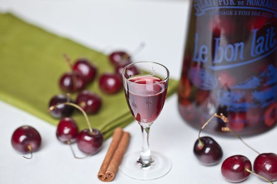 cherry cinnamon vodka