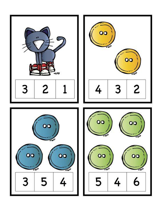pete the cat preschool printables back to school preschool theme pinterest circles count. Black Bedroom Furniture Sets. Home Design Ideas