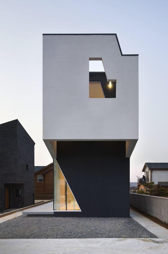 Haus architektur innenarchitektur moderne innenarchitektur japanische