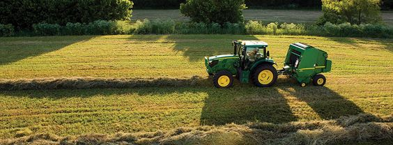 30 John Deere Cover Photos for Agriculture Enthusiasts http://blog.machinefinder.com/18010/john-deere-cover-photos