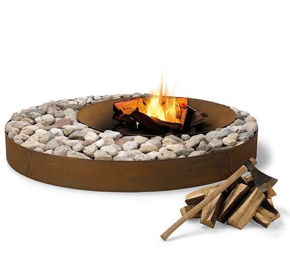 Looking for an outdoor fireplace for the veranda, that doesn't cost £cra.zy money. Quite like the Zen Outdoor Fire