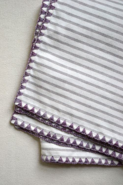 Laura S Loop Flannel Receiving Blankets The Purl Bee