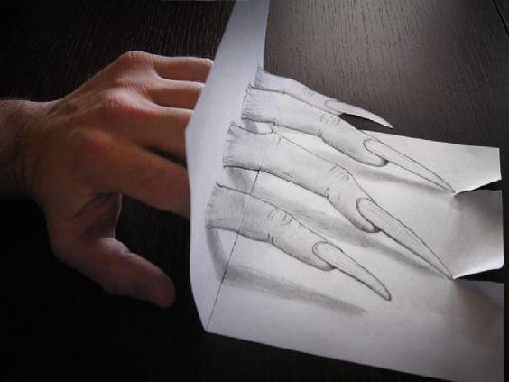Alessandro Diddi: Las ilustraciones que emergen de los pliegos