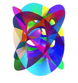 Bernhard Riemann   Riemann surfaces   a one-dimensional complex manifold.