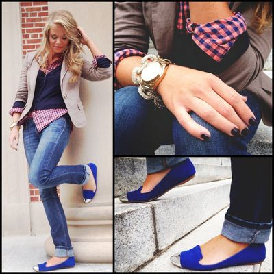 Courtney scored these Dolce Vita flats for $29, compare at $150! #maxxinista #shoes #fashion