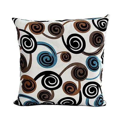 Snail Pattern Sofa Bed Home Decor Pillow Case Cushion Cover BU HOT https://t.co/Ff9rIT0sWB https://t.co/zqrvSvIQXi