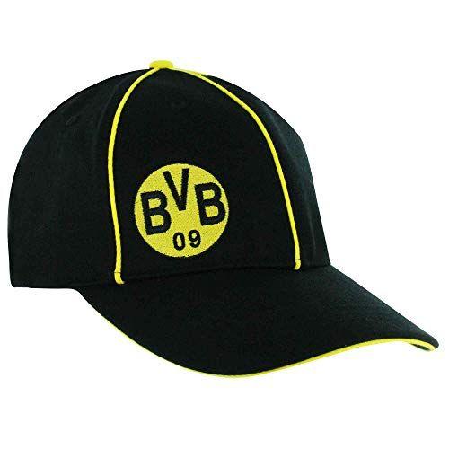 BVB Borussia Dortmund Tricot Bonnet Gris//Noir Adulte Football