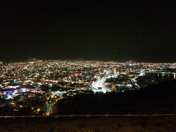 Ensenada en Baja California