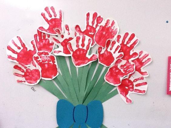 Bouquet of hands :)