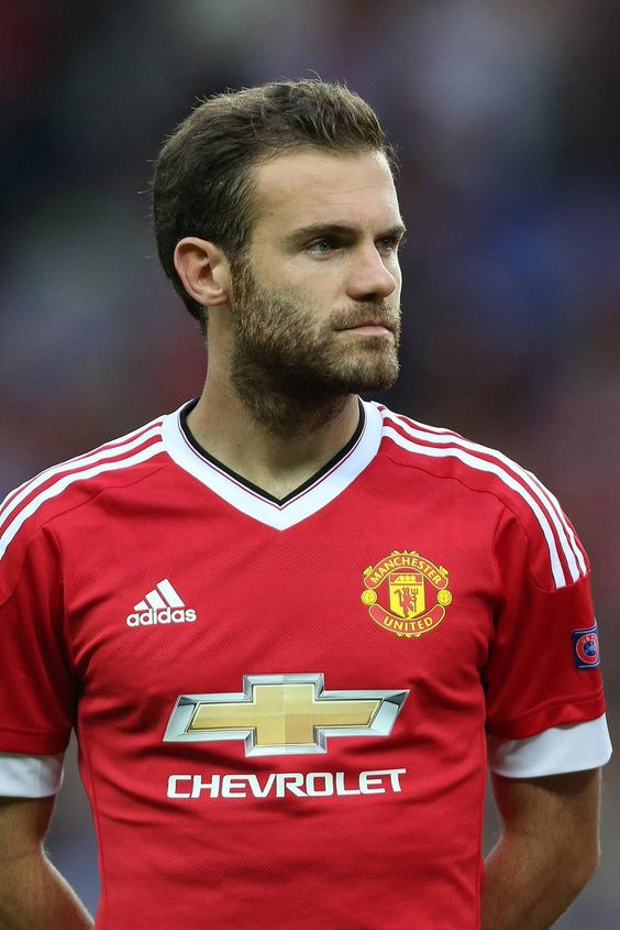 """Mata: """"I feel important in the team here, I am playing a lot and I have a lot of confidence."""" #MUFC"""