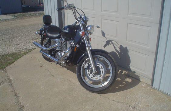 Superstar Cycle Center » Honda Shadow 1100 Spirit '2006