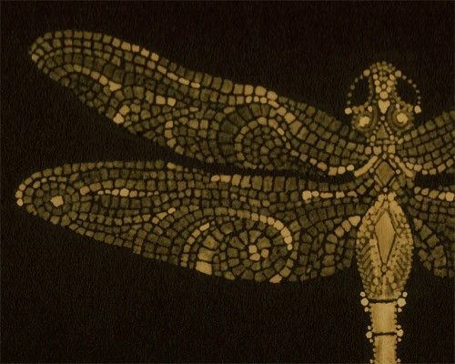 dragonfly mosaics - Buscar con Google