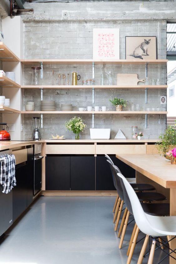 décoration et organisation cuisine