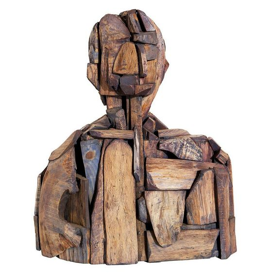 Anonymous Wood Assemblage. This may be purchased on ecofirstart.com