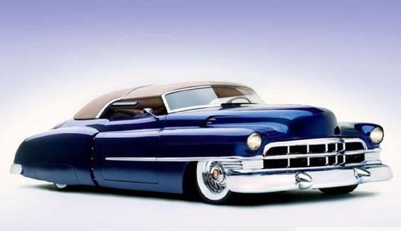 1950 Cadillac Custom
