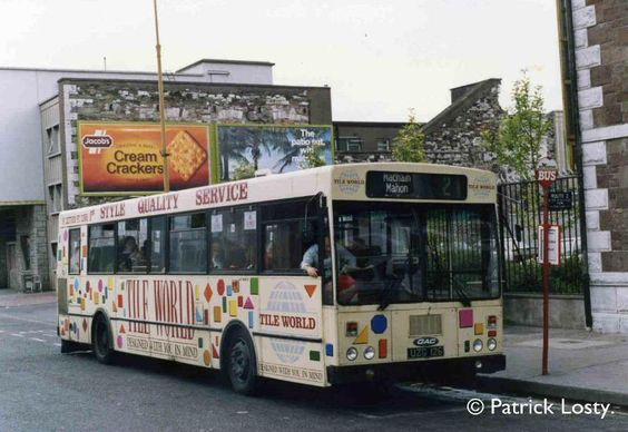 Pin By ROGER PARKS On Buses In Ireland