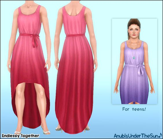 Anubis - Sims Stuff: Always on my heart - My last creations for The Sims 3