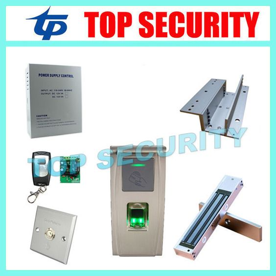 Biometric Fingerprint Time Attendance And Access Control System Zk