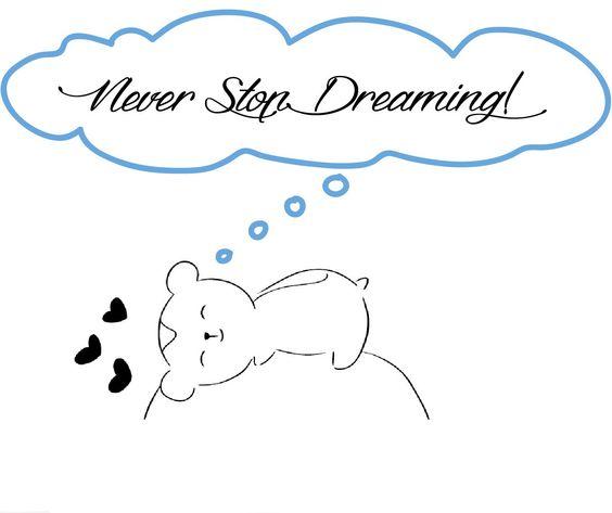 VINILO never stop dreaming