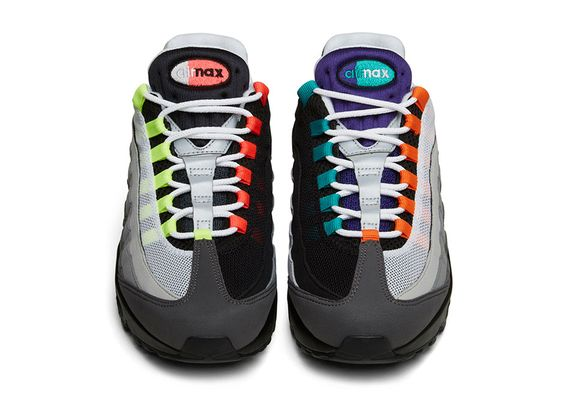 """First Look At The Nike """"What The"""" Air Max 95 - SneakerNews.com"""