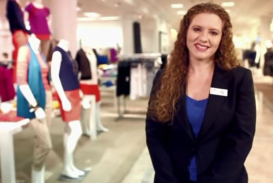 Testimonials Click the pin to hear from our employees! HBC - retail sales associate