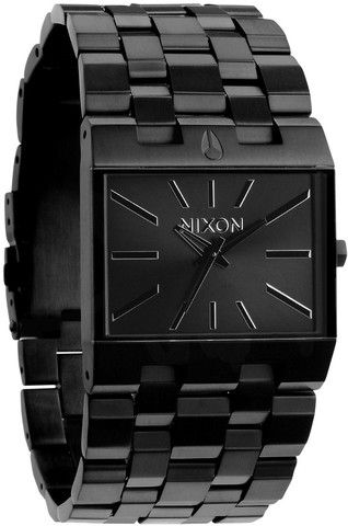 df0d16bff54 Nixon The Ticket Watch    All Black    A085-001    Free Shipping in  Australia