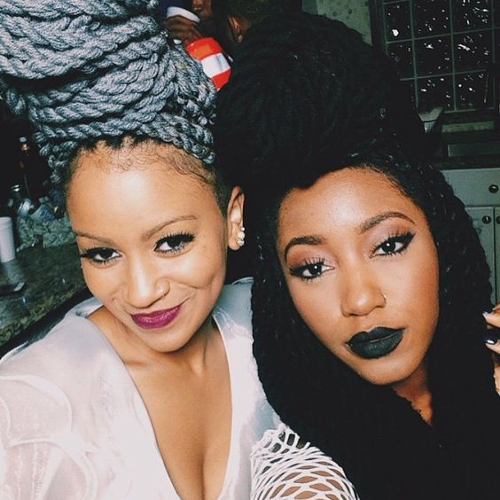 Crochet Braids El Paso : ... yarn twist box braids gorgeous makeup lips braids tumblr bold to get