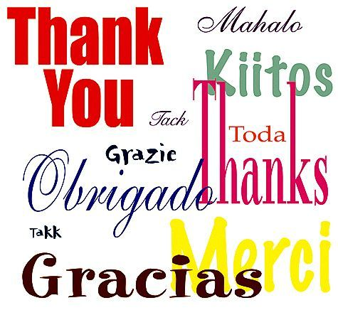 With Gratitude and Appreciation Clip Art – Clipart Download
