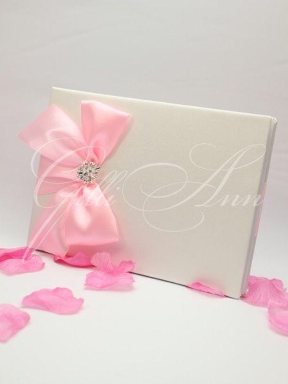 Hochzeitsgästebuch - Buch-Wunsch Gilliann Vendi AST051 - ein Designerstück von Gilliann bei DaWanda