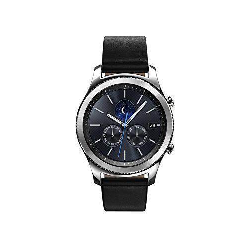 Smartwatch Samsung Galaxy Gear S3 Classic T Mobile Silver Refurbished In 2020 Wear Watch Smartwatch Bluetooth Smart Watch