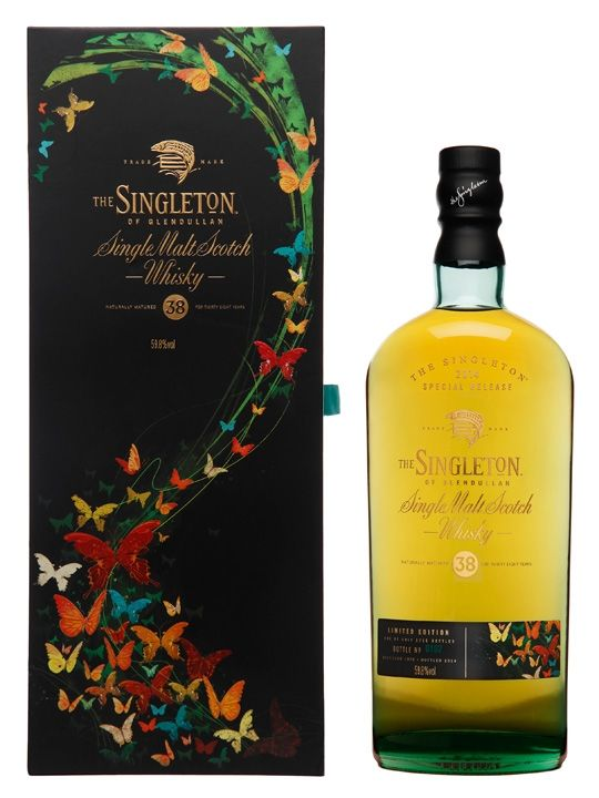 Singleton of Glendullan 38 Year Old / Special Releases 2014 : Buy Online - The Whisky Exchange