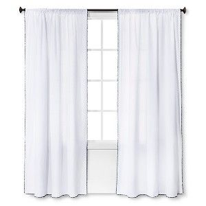 Nate Berkus™ Mini Fringe Curtain Panel: