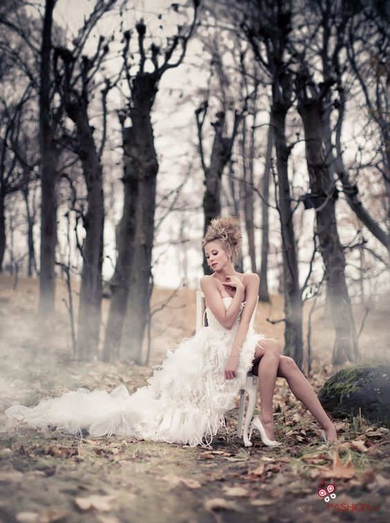 Calendar Theme Ideas Photoshoot : Fairytale by eric fashion bridal themed shoot my