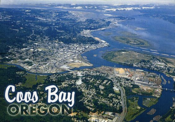 Coos Bay, Oregon, where shitty friends, backstabbing, white trash , whores with no morals or integrity come from.