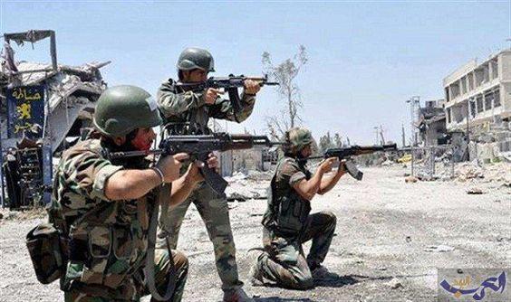 القوات الحكومية تفشل في استعادة السيطرة على…: استهدفت الطائرات الحربية مناطق عدة في بلدتي معرة مصرين وبنش في ريف حلب الشمالي، ومناطق أخرى…