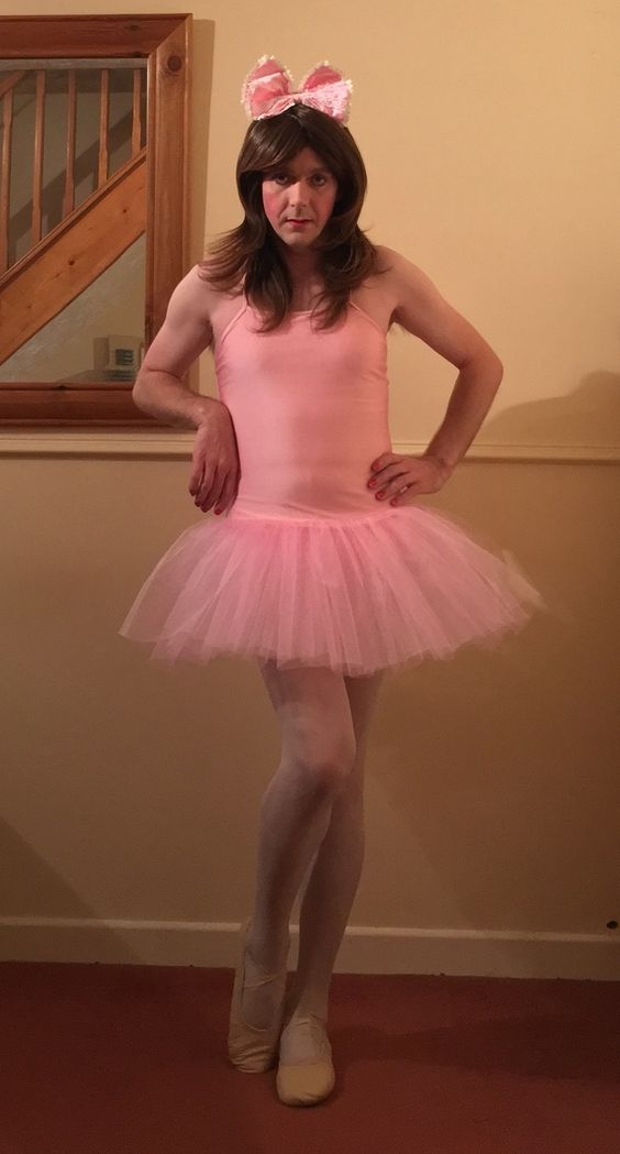 Real crossdressing ballerinas are all so beautiful