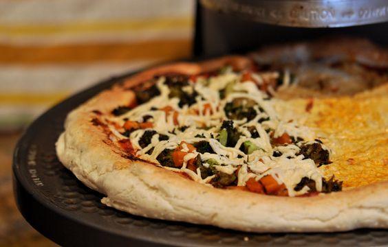 G/F, dairy free pizza!
