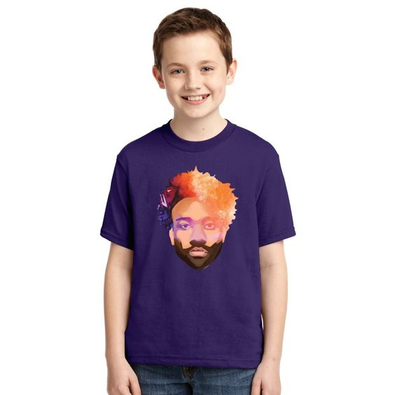 Childish Gambino - The Rappers Youth T-shirt