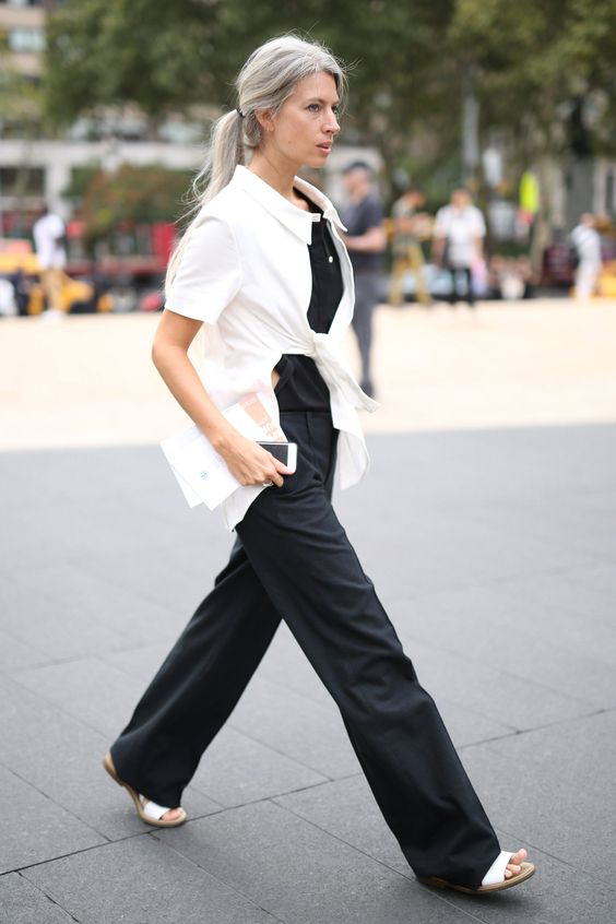 #TBT: See All the Best Street Style From NYFW Last Season