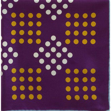 Seaward & Stearn Dots Pocket Square at Barneys.com
