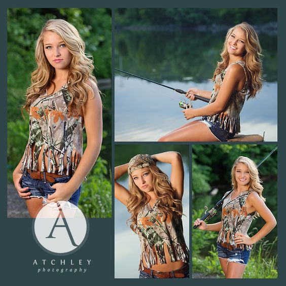 Senior Picture Ideas For Country Girls Camo | www.imgkid ...