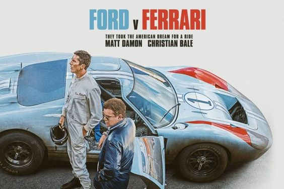 Review Film Ford V Ferrari Saat 7000 Rpm Menentukan Takdir