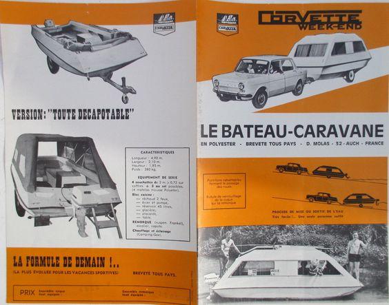 catalogue caravaboat corvette weekend 1