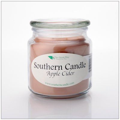 Southern Candle Classics Apple Cider Scented Jar Candle Apartment Apple Baby Candle Cider Classics D Candle Jars Scented Candle Jars Gingerbread Scent